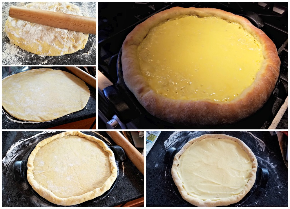 One Dough Three Ways, Fruit Pizza, Dessert Pizza, Danish Braid