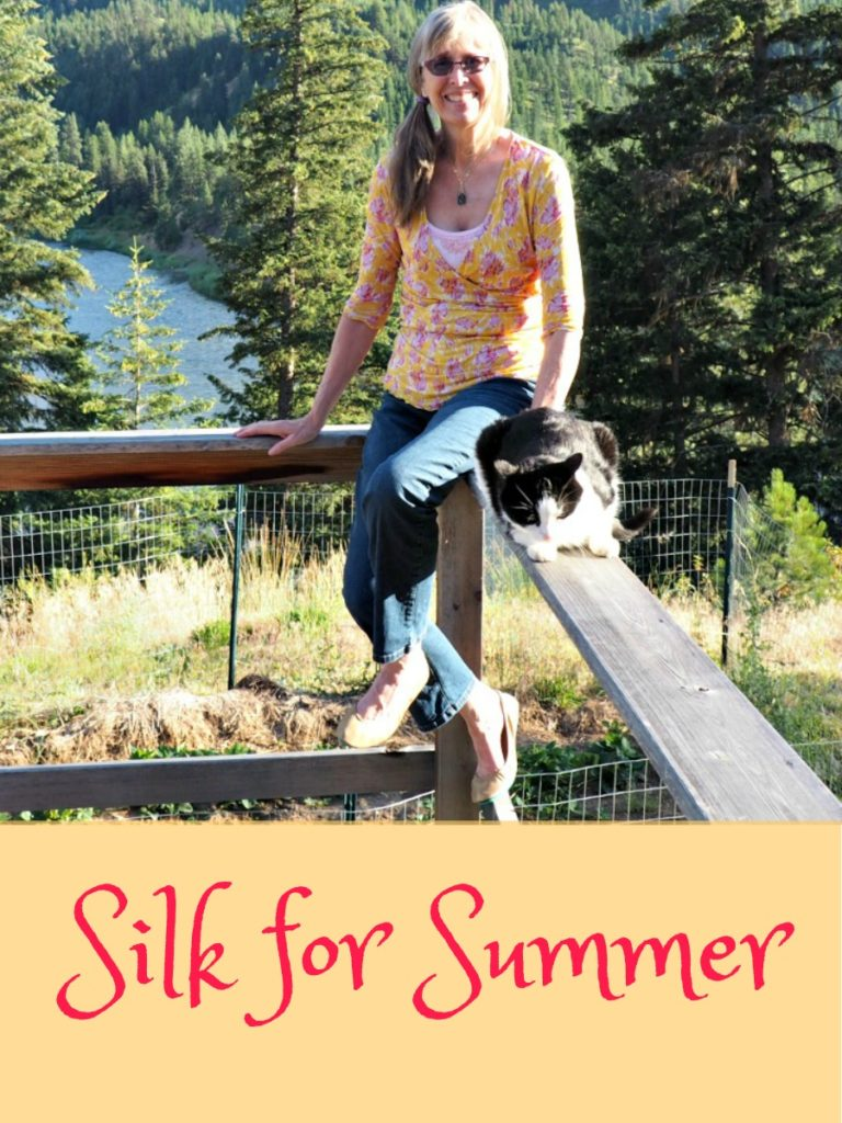 silk for summer, ThredUp.com