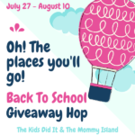 Oh the Places You'll Go Giveaway Hop – Enter to Win an Artisan Made Necklace