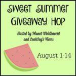 Sweet Summertime Giveaway Hop – Enter to Win $50 Amazon GC