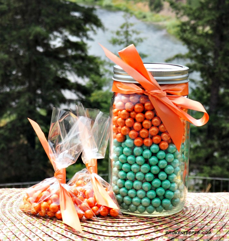 Celebration by Frey, candy buffet, fall colors, #CelebrationCandyBuffet, #AD