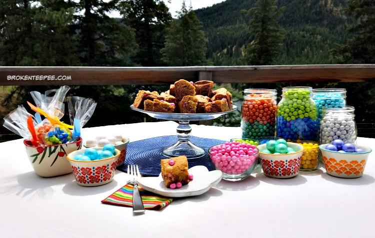 Celebration by Frey, candy buffet, #CelebrationCandyBuffet, #AD