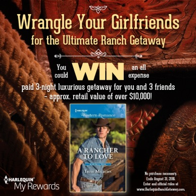 Ultimate Western Blog Tour, A Rancher to Love, Trish Milburn