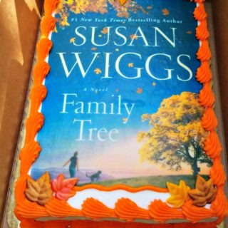 Susan Wiggs interview, Family Tree, Superior Montana, Broken Teepee