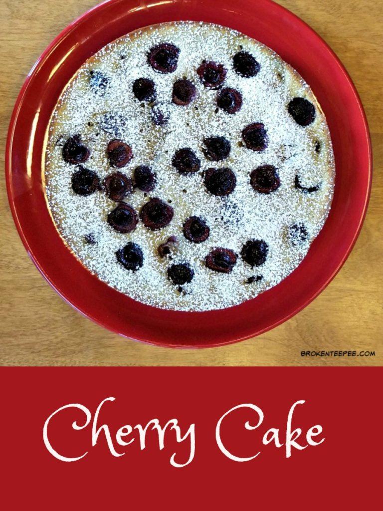 Cherry Cake Recipe, cherry recipe