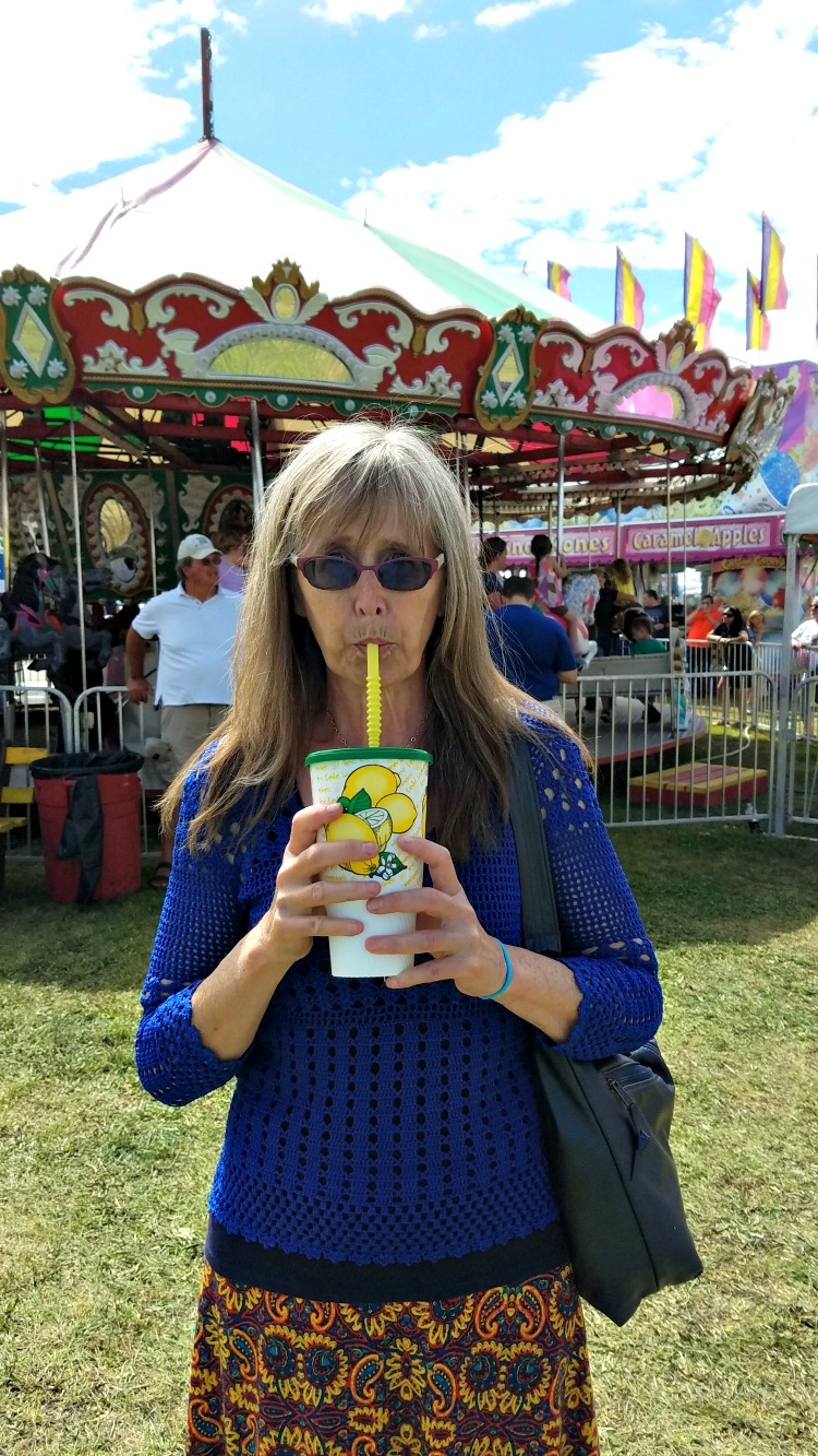 Western Montana Fair, what to do in Missoula, fresh squeezed lemonade