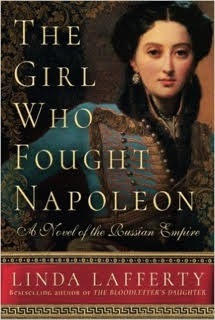 the-girl-who-fought-napoleon-by-linda-lafferty
