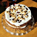 Carrot Cake Two Ways