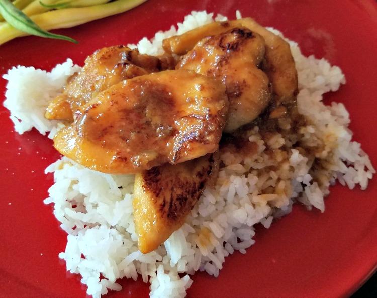 Lemon Chicken, ZayconFresh,