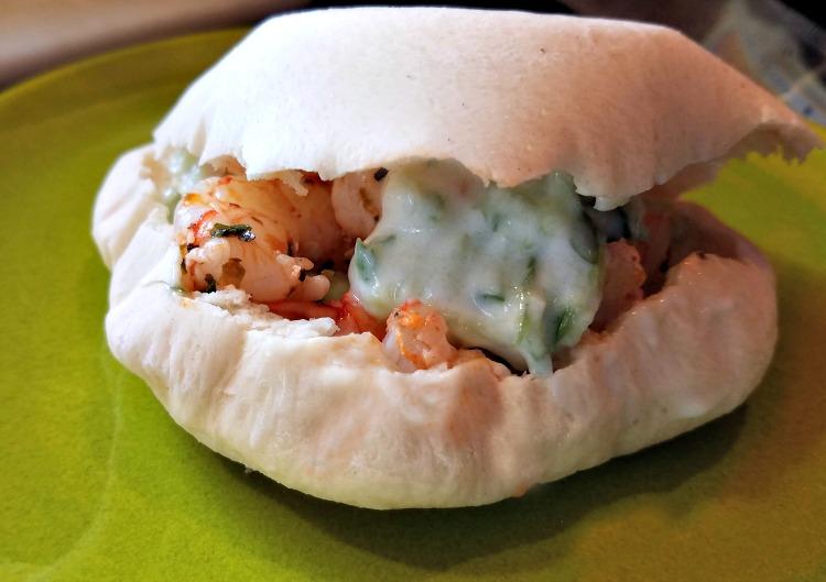 Shrimp recipe, ZayconFresh