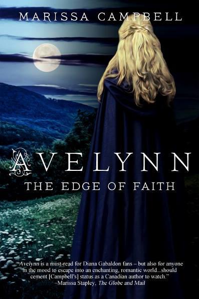 Avelynn: The Edge of Faith by Marissa Campbell