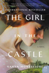 The Girl in the Castle by Santa Montefiore