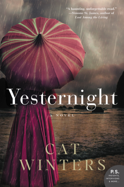 Yesternight by Cat Winters