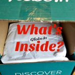 GlobeIn Kitchen Box Review and Vanilla Whole Wheat Belgian Waffles Recipe
