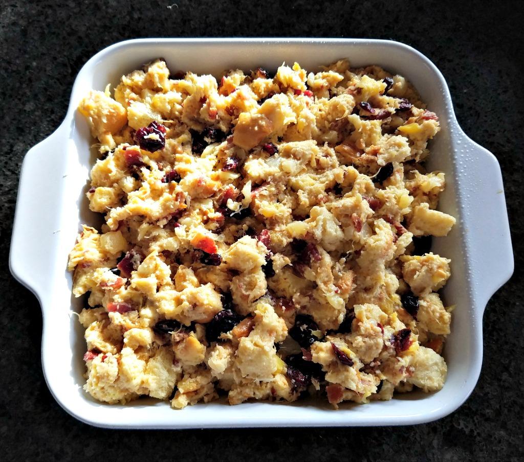 Bacon Pineapple Dressing Recipe