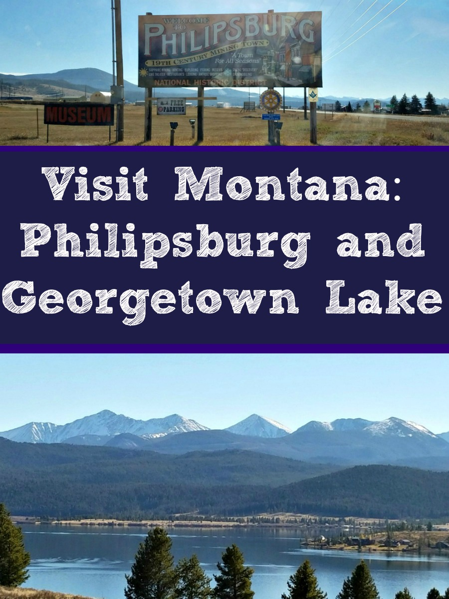 Georgetown Lake, Philipsburg Montana, what to do in Montana, visit Montana
