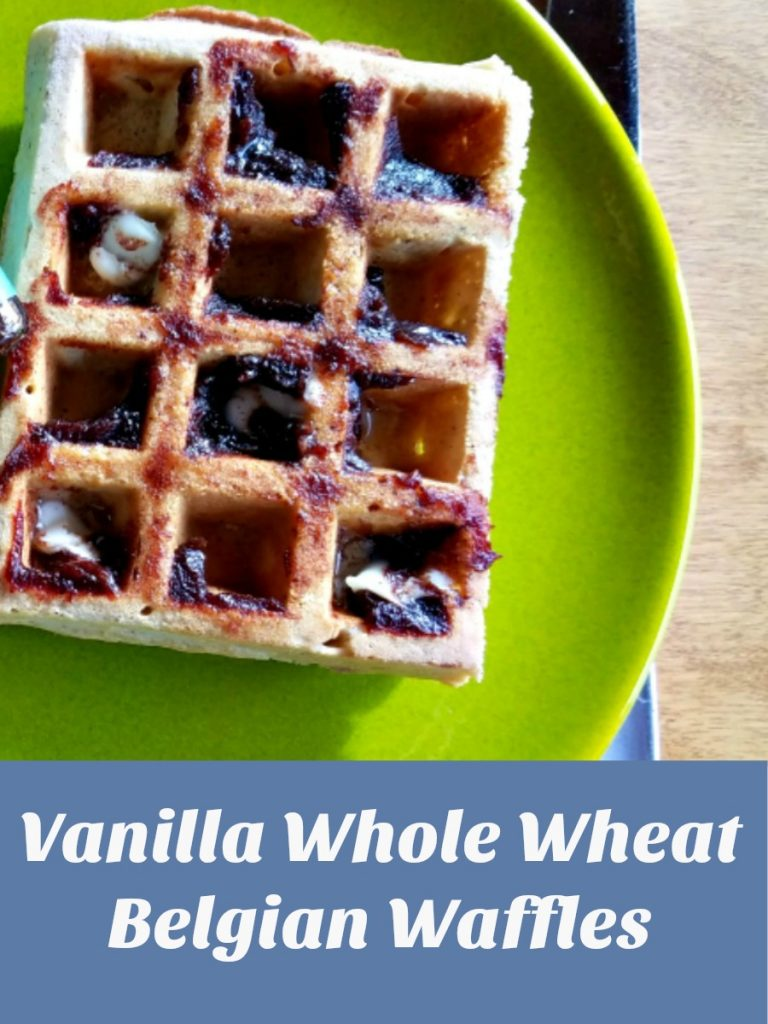 vanilla-whole-wheat-belgian-waffles