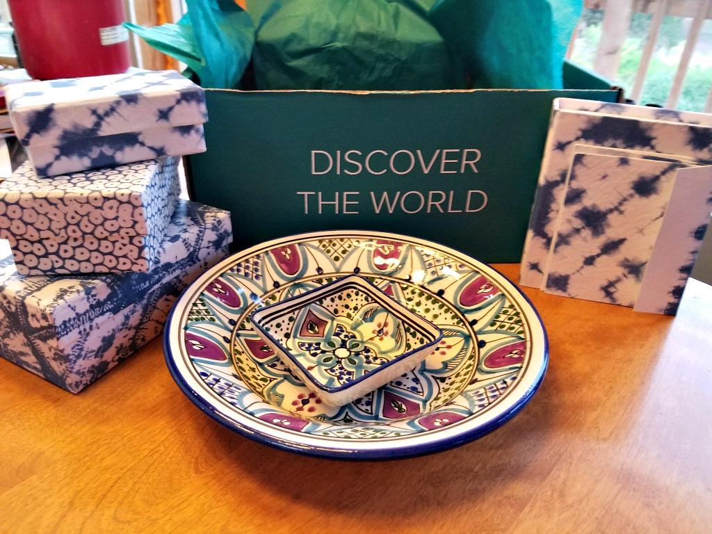 GlobeIn Artisan Box – Great Gift Idea