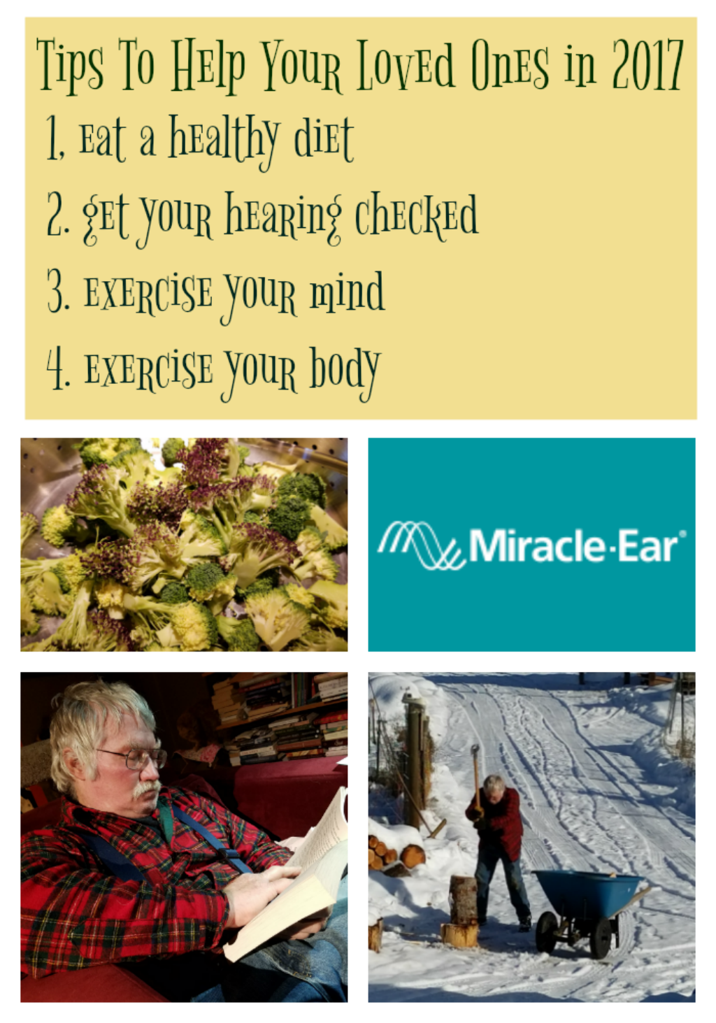 Miracle-Ear, Improve Hearing, #HearABetterDay, #AD