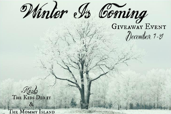 Winter is Coming Giveaway Hop – Win A $55 Prize Package from Summer the Therapy Cat