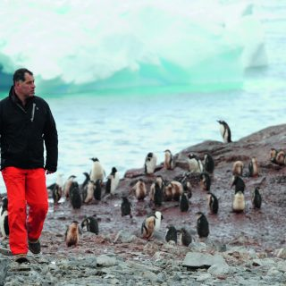 Interview with Luc Jacquet – Director of Antarctica Ice and Sky