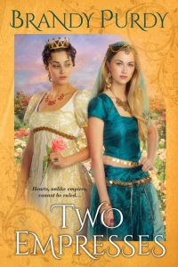 Two Empresses by Brandy Purdy