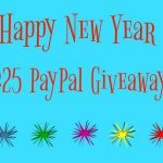 Welcome to the New Year – Win $25 Paypal to Celebrate 2017