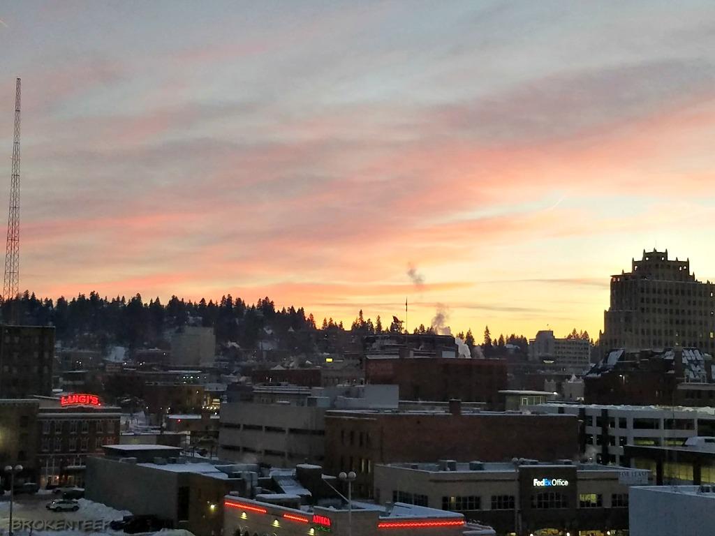 A Romantic Getaway to Spokane, Washington