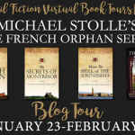 Michael Stolle Four Book Blog Tour and Spotlight with Giveaway