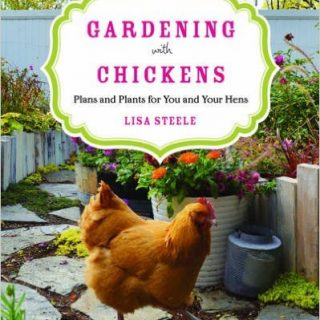 Gardening with Chickens: Plans and Plants for You and Your Hens by Lisa Steele