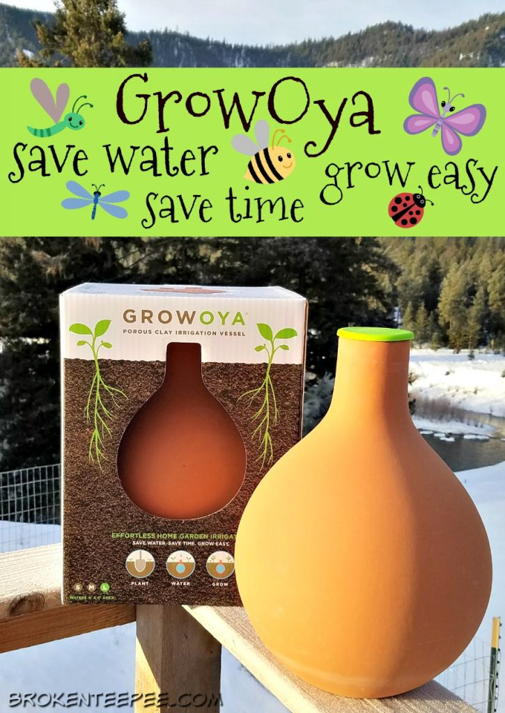 GrowOya, Oya, save water, save time grow easy, What is GrowOya #AD
