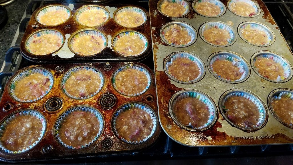 Dishing Up the Dirt, Andrea Bemis, Honey Roasted Strawberry Muffins, cookbook review