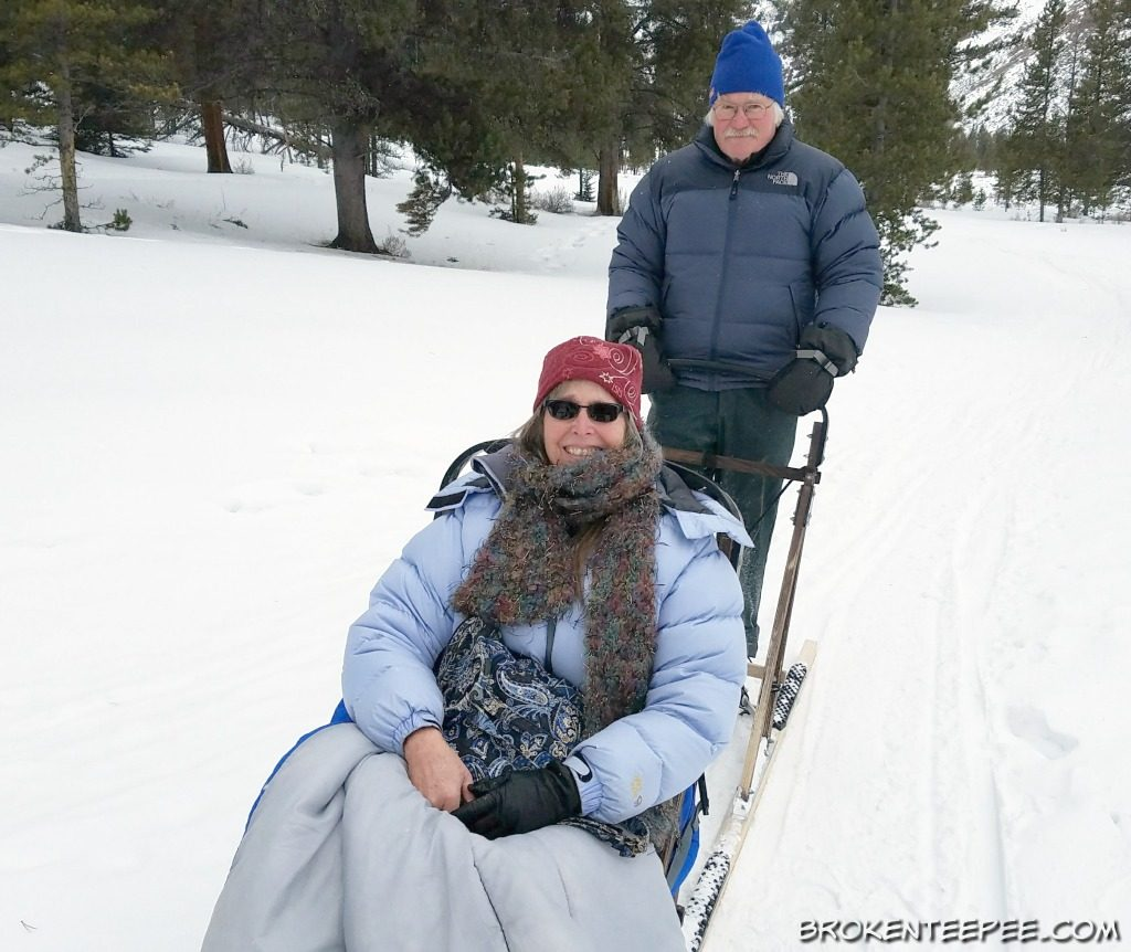 Yellowstone Winter Excursions, what to do in West Yellowstone, Yellowstone Dog Sled Adventures, what to do in Big Sky