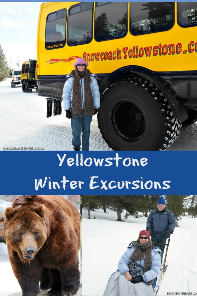 yellowstone winter excursions