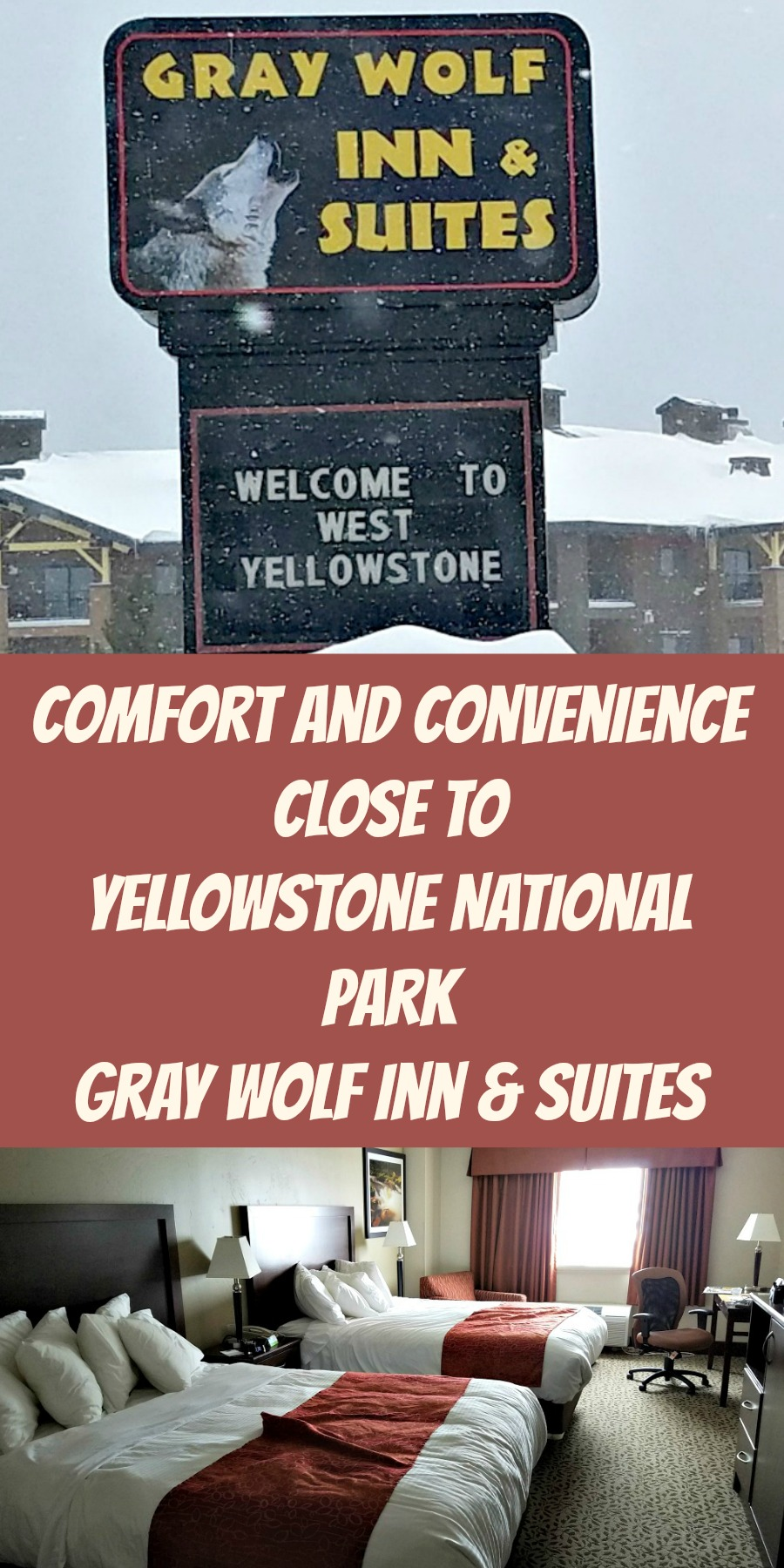 Grey Wolf Inn and Suites - Comfort and Convenience from a
