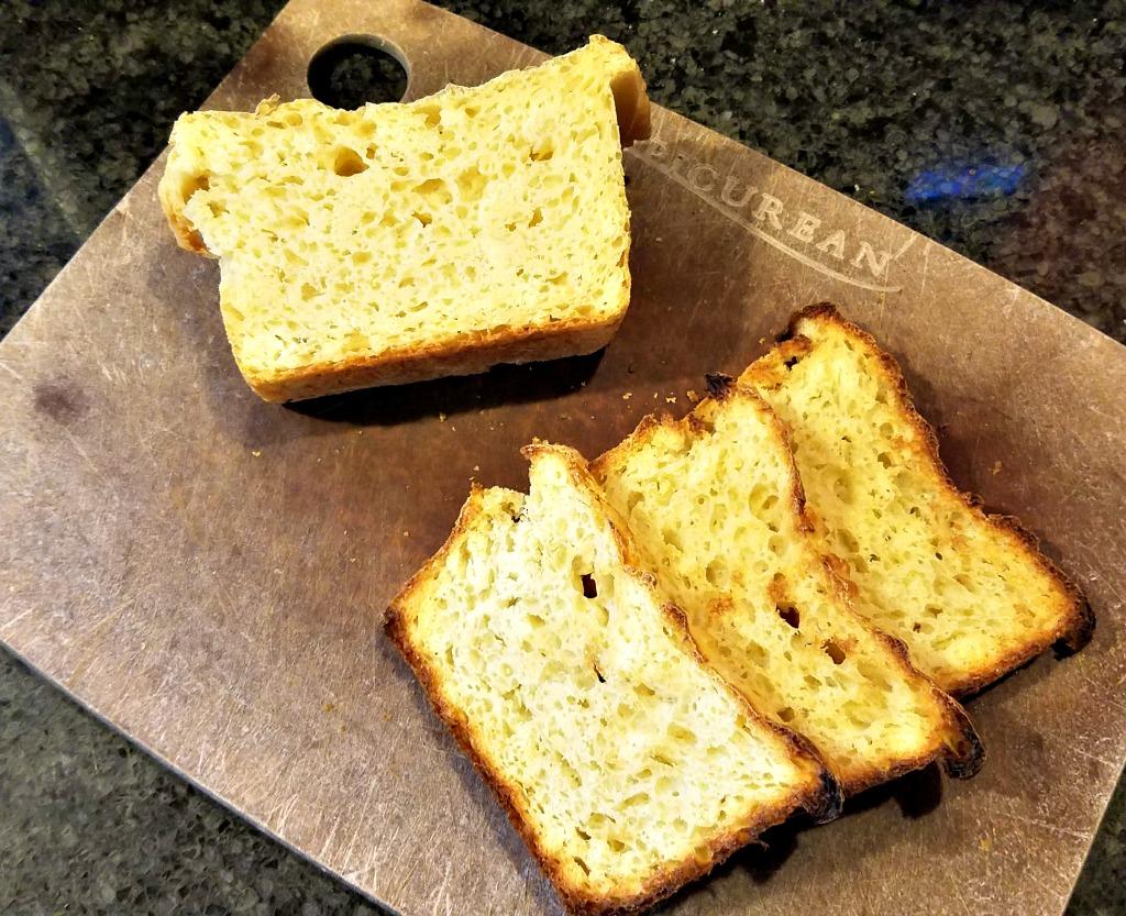 English Muffin Bread – Tastes Just Like an English Muffin