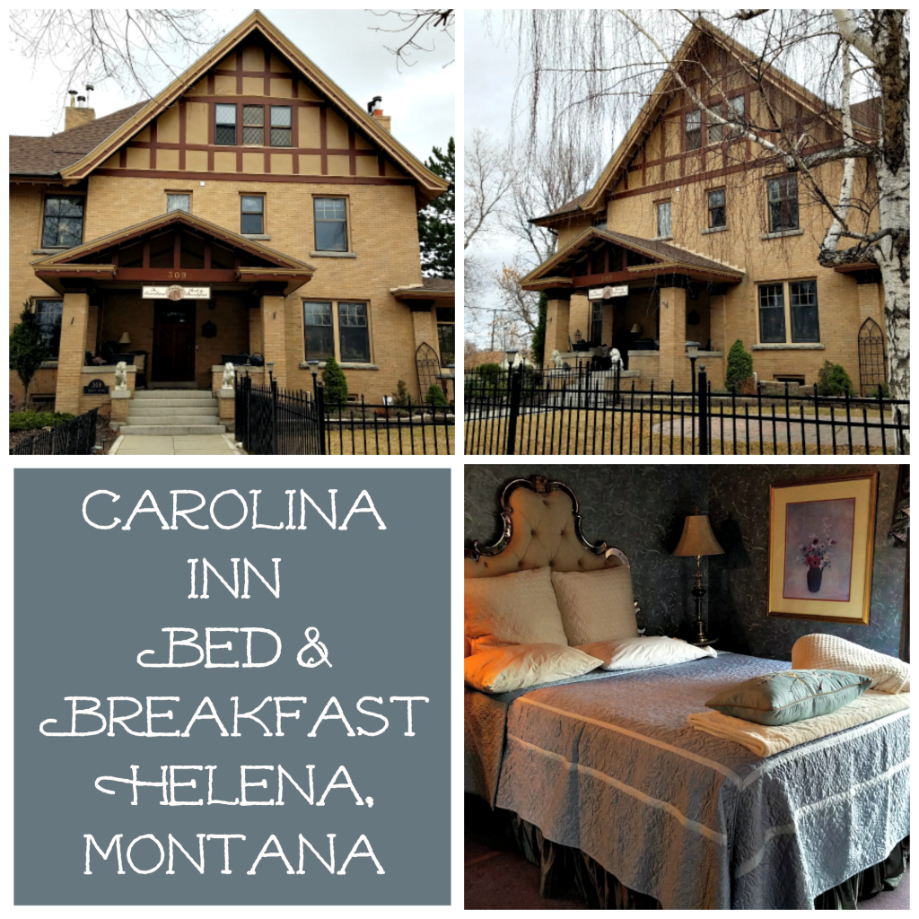 Last Chance Gulch, Helena Montana, what to do in Montana, visit Helena, Carolina Inn Bed and Breakfast