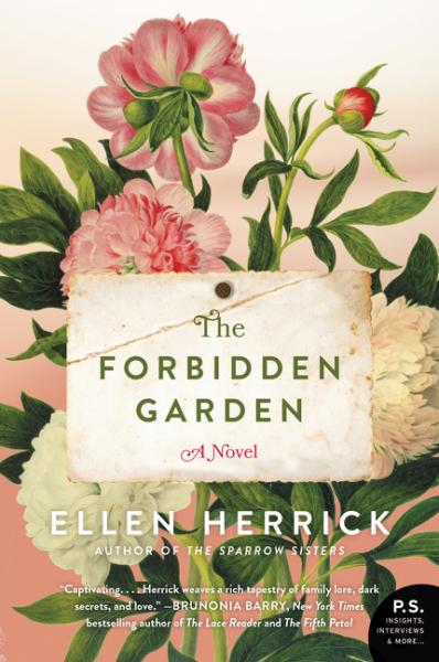 The Forbidden Garden by Ellen Herrick – Blog Tour and Book Review