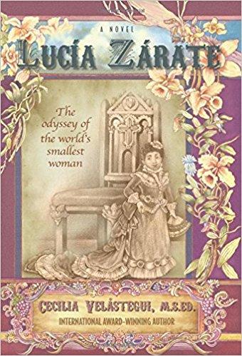 Lucía Zárate by Cecilia Velástegui – Book Blast