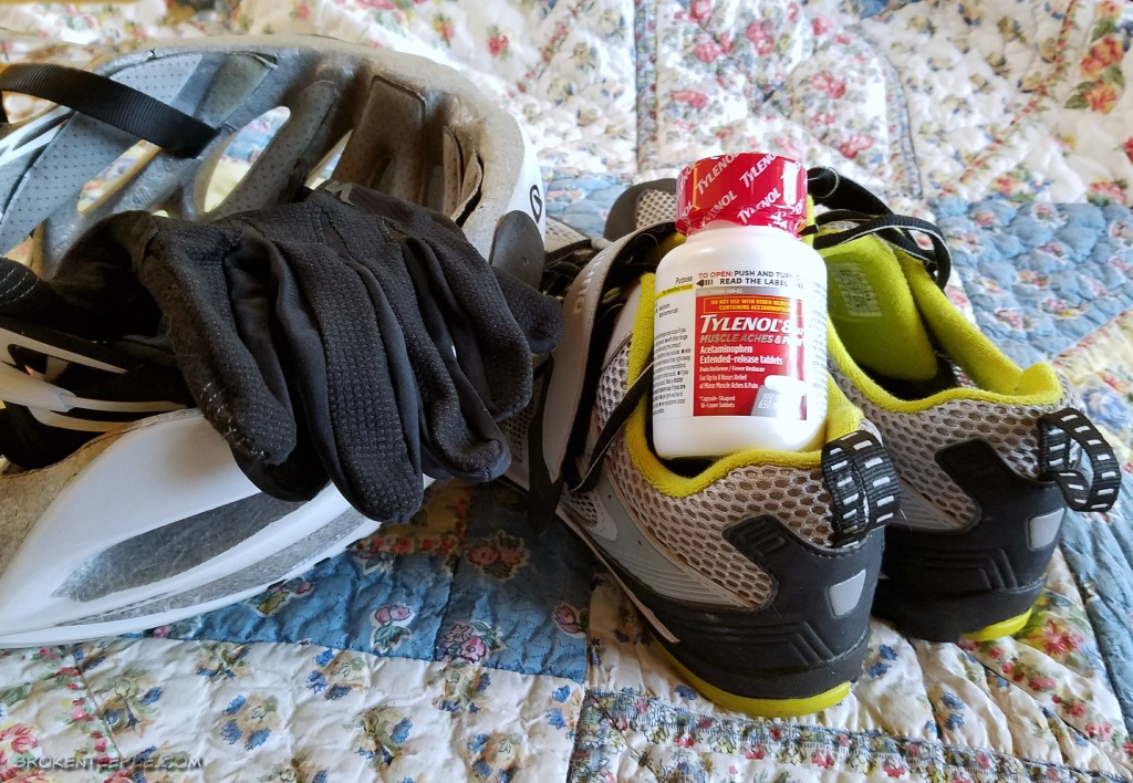 Help Aches and Pains from Gardening, Biking and Yard Work Thanks to TYLENOL®