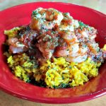 Cuban Style Creole Shrimp from Gumbo Love by Lucy Buffett – Cookbook Review