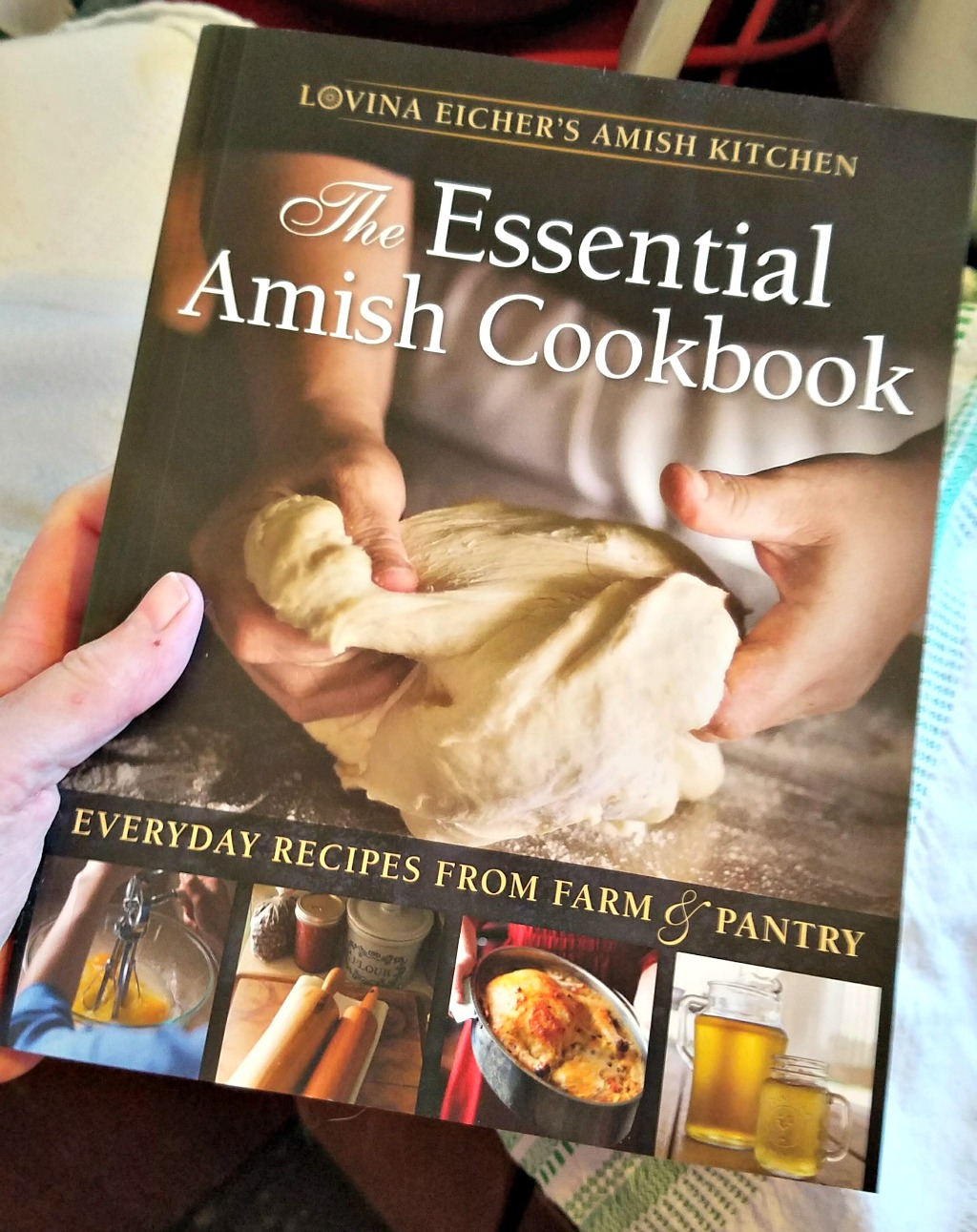 The Essential Amish Cookbook, AD