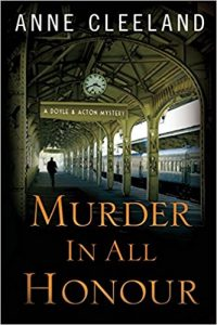 Murder in All Honour by Anne Cleeland