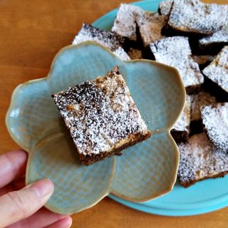 Shoofly Cake Recipe from The Essential Amish Cookbook