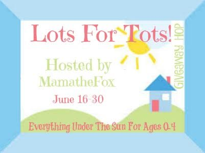 Lots for Tots Giveaway Hop – Win a Clamshell Cat Bed for Your Cat and One for for Favorite Shelter