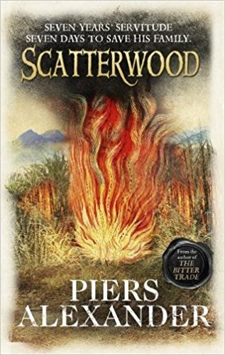Scatterwood by Piers Alexander – Book Review