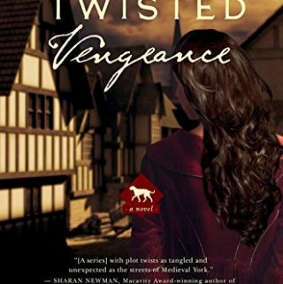 A Twisted Vengeance by Candace Robb – Blog Tour and Book Review with Giveaway