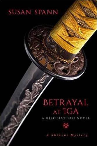 Betrayal at Iga by Susan Spann – Blog Tour, Book Review
