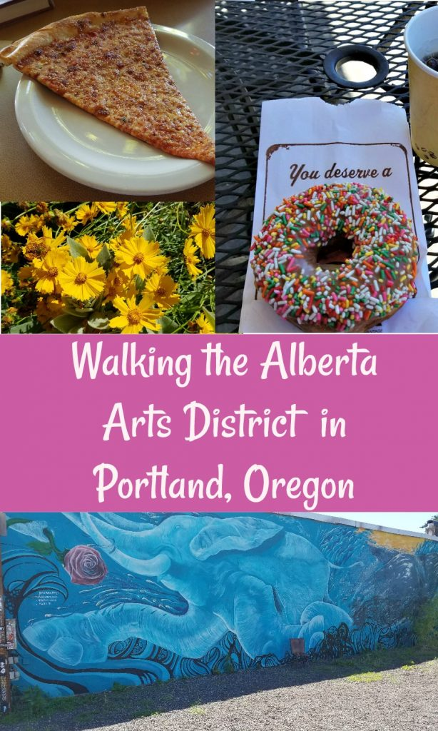Alberta Arts District, walking Portland, #TravelPortland