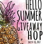 Hello Summer Giveaway Hop – Win a Box of Books